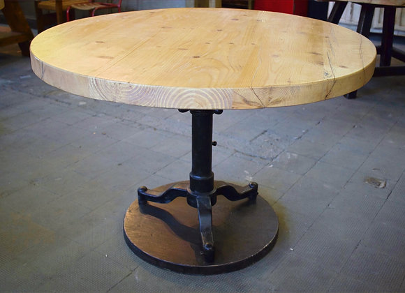 Industrial round table-Medium