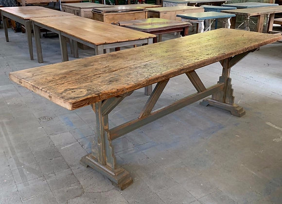 Vintage Workshop table 1930-1940