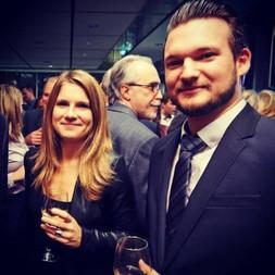 Jeremy Muller et Marie Trillot de Totem
