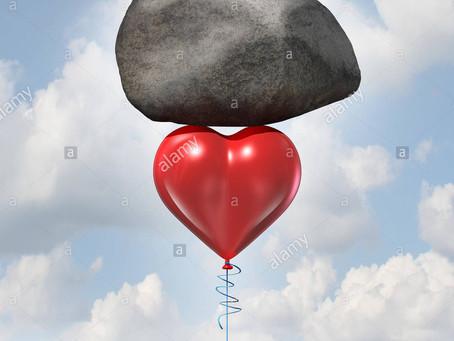 7/21/2019: 沉重的心 (Heavy Heart)
