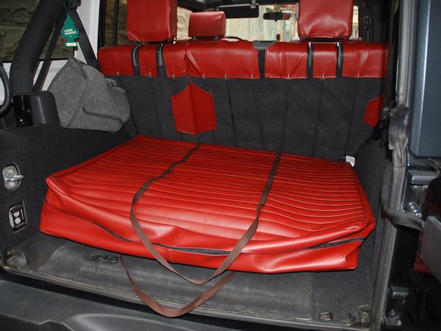 Jeep Wrangler Unlimited 5 porte borsa
