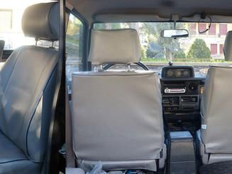 40 Toyota Land Cruiser autocarro
