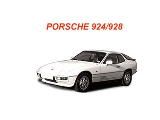 Porsche 924-928