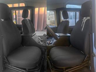 05 Land Rover Defender autocarro