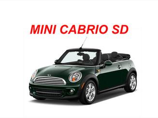 Mini Cabrio SD