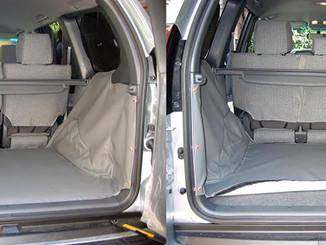39 Toyota Land Cruiser copertura bagagliaio