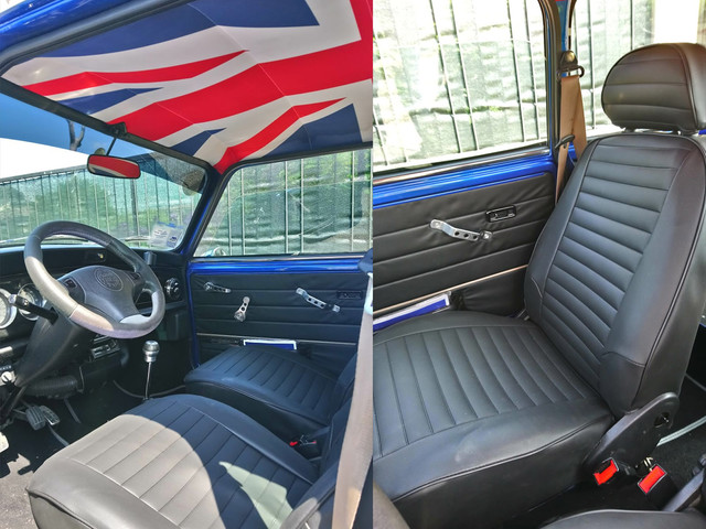 Mini Leyland