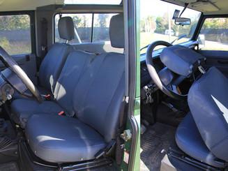 04 Land Rover Defender