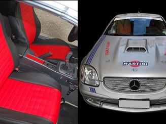 02 Mercedes SLK