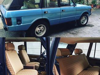 21 Range Rover