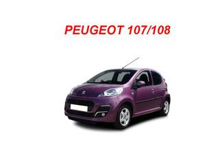 Peugeot 107-108
