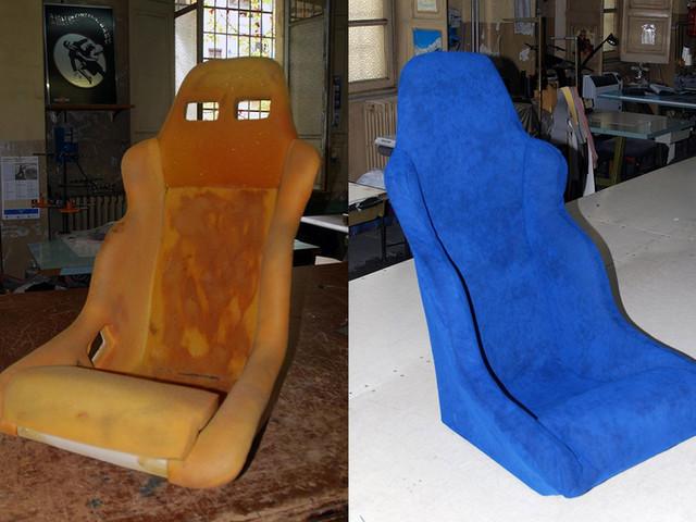 rivestimento sedile Sparco