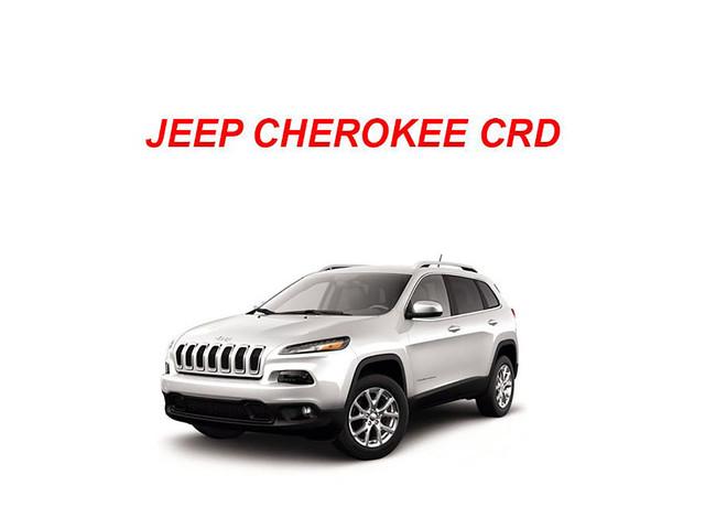 Jeep Cherokee CDR