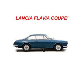 Lancia Flavia coupè