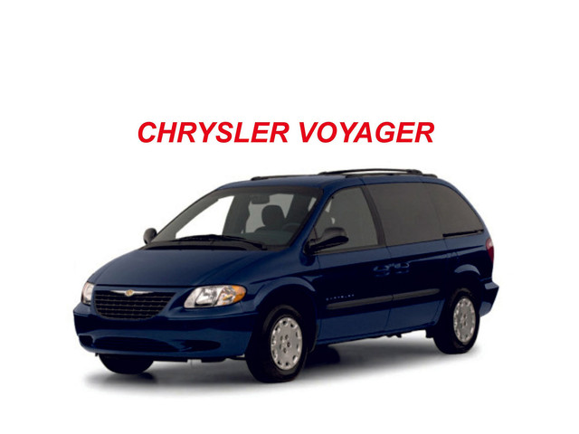Chrysler Vojager