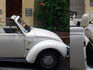 Volkswagen Maggiolino-Maggiolone cabrio