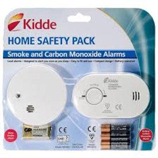 Smoke & Carbon Monoxide Alarm - Twin Pack