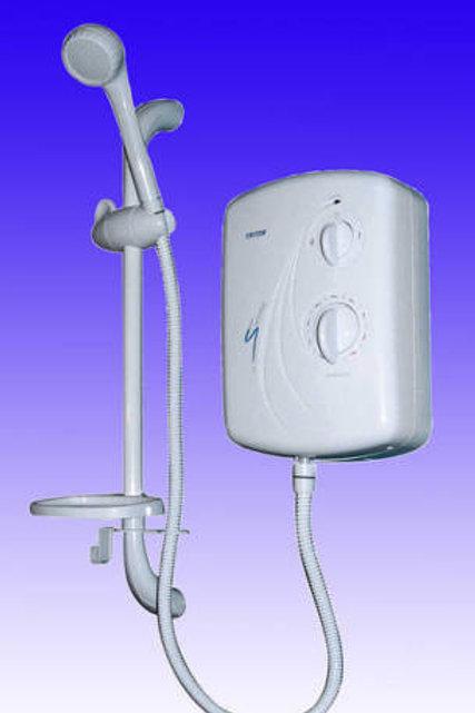 Triton Sambada Electric Shower White 9.5Kw