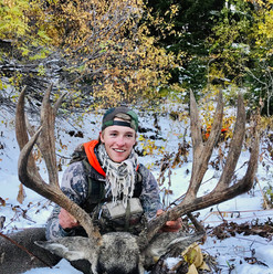 5K Outfitters Western Wyoming Guided Hun
