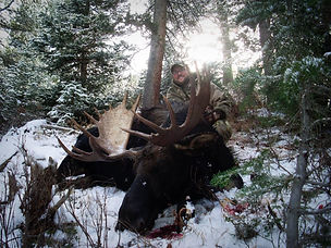 5K Outfitters Western Wyoming Guided Hunting