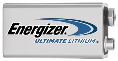 Energizer Ultimate Lithium 9V - L522
