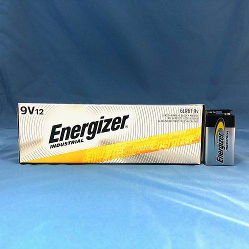 Energizer Industrial 9V Battery