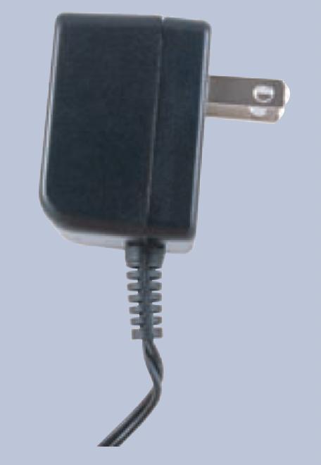 18VDC 500mA with 2.5mm x 5.5mm Plug
