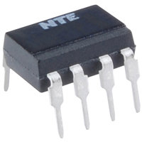 NTE3094 Optoisolator Dual, High Speed, Open Collector NAND Gate, 8 Pin DIP