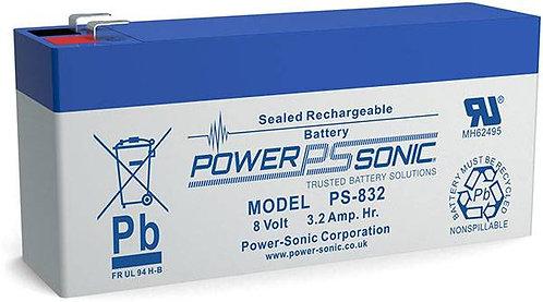 PS-832 - 8V 3.2Ah