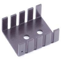 NTE402 Heat Sink For Plastic Power Transistor 2/pk