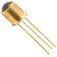 NTE3032 Phototransistor Detector NPN–Si, Visible & IR, TO-46