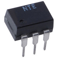 NTE3040 Optoisolator NPN Transistor Output 6 Pin DIP