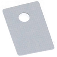 TP0006 Silicone Rubber Thermo Pad For TO-220 Type Case