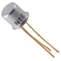 NTE159M Transistor PNP Silicon 60V Ic 0.6A TO-18 Low Noise Audio AMP