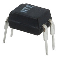 NTE3098 Optoisolator Phototransistor w/ NPN Transistor Output, 4 Pin DIP