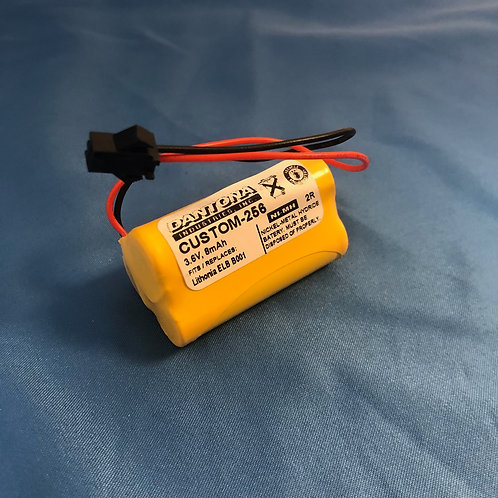 ELB B001 Replacement Battery CUSTOM-256