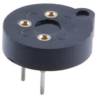 NTE419 Socket for 3 Lead TO5 / TO39 Type Package - 2 Pack