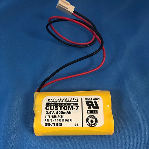 100003A097 Replacement Battery CUSTOM-7