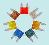 Miniature Blade Fuse - Automotive - ATM Equivalent