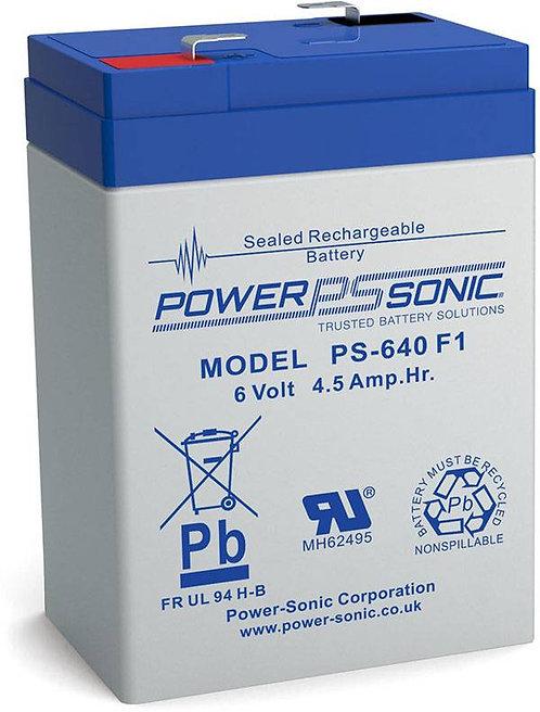 PS-640 - 6V 4.5Ah
