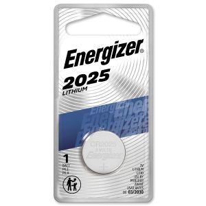 CR2025 3V Lithium Battery