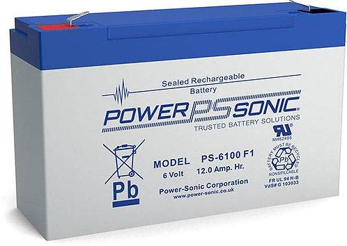 PS-6100 - 6V 12Ah