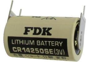 CR14250SE FT - 3V 3-Pin