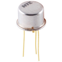 NTE123 - NPN Silicon 75V IC-0.8A TO-39 Audio AMP