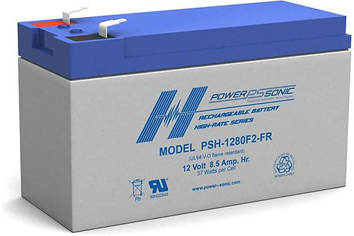 PSH-1280FR - 12V 8.5Ah
