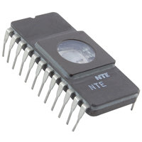 NTE2732A EPROM 32K NMOS 200ns 24-lead DIP UV Erasable