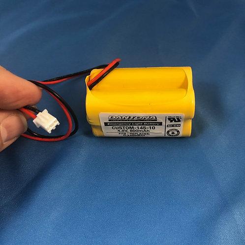 D-AA650BX4 Replacement Battery CUSTOM-145-10