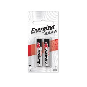 Energizer AAAA 1.5V Alkaline 2pk