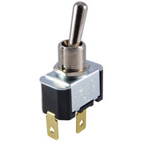 """SPST - On / Off - 3-in-1 Combo Terminals -  15A - 1/2"""" Mounting"""