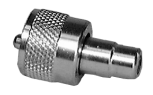 UHF Male to RCA Phono Jack Adaptor
